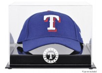 Texas Rangers Baseball Cap Display Case