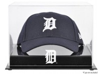 Detroit Tigers Baseball Cap Display Case