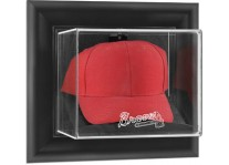 Atlanta Braves Baseball Cap Holder Wall Mount