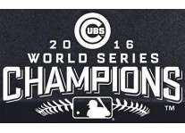 2016 World Series Chicago Cubs Championship