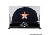 2017 Houston Astros World Series Championship Cap Case