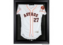 2017 Houston Astros World Series Champions Framed Jersey ...