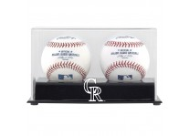 Colorado Rockies Double Baseball Ball Case