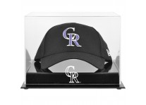 Colorado Rockies Baseball Cap Display
