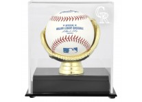 Colorado Rockies Gold Glove Baseball Ball Case