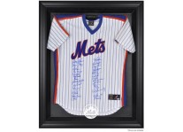 New York Mets Jersey Display Case Cabinet Style
