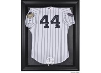 New York Yankees Jersey Display Case Cabinet Style