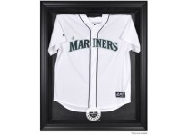 Seattle Mariners Jersey Display Case Cabinet Style
