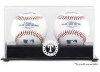 Texas Rangers Double Baseball Ball Case