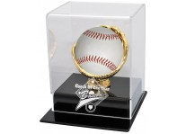 Coach Of The Year Baseball Display Case