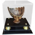 Softball Display Case - Gold Glove