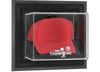 Golden State Warriors 2017 NBA Champions Wall Mount Cap Case