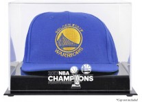 Golden State Warriors 2017 NBA Champions Basketball Cap Case