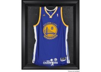 Golden State Warriors 2017 NBA Champions Jersey Display Case