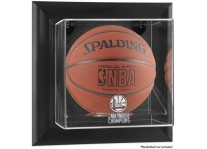 Warriors 2018 NBA Champions Wall Mounted Basketball Case
