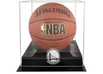 Golden State Warriors Basketball Ball Display Case Acrylic ...