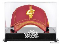 Cleveland Cavaliers Basketball Cap Display Case
