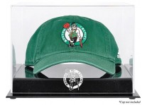 Boston Celtics Basketball Cap Display Case