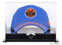 New York Knicks Basketball Cap Display Case