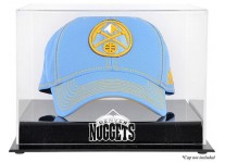 Denver Nuggets Basketball Cap Display Case
