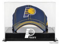 Indiana Pacers Basketball Cap Display Case