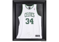 Boston Celtics Framed Jersey Display Case