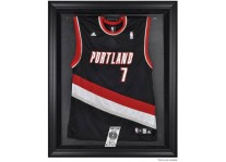 Portland Trail Blazers Framed Jersey Display Case