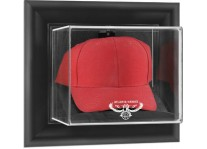 Atlanta Hawks Wall-Mounted Cap Display Case