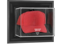 Chicago Bulls Wall-Mounted Cap Case