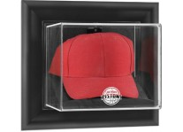 Detroit Pistons Wall-Mounted Cap Display Case