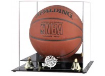 Utah Jazz Basketball Ball Display Case