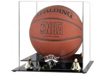 New York Knicks Basketball Ball Display Case