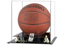 Portland Trail Blazers Basketball Ball Display Case