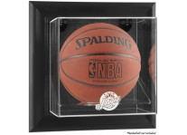 Utah Jazz Framed Wall Mount Basketball Ball Case