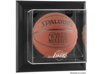 LA Lakers Framed Wall Mounted Basketball Ball Display Case