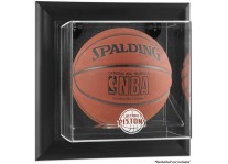 Detroit Pistons Framed Wall Mounted Basketball Ball Display ...