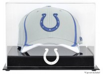 Acrylic Cap Display Case With Indianapolis Colts Logo
