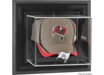 Tampa Bay Buccaners Wall Mounted Cap Display Case