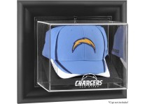 San Diego Chargers Wall Mounted Cap Display Case
