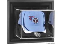 Tennessee Titans Wall Mounted Cap Display Case