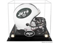 Classic New York Jets Helmet Display Case