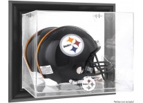 Pittsburgh Steelers Wall-Mounted Helmet Display Case