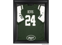 New York Jets Jersey Display Case