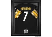 Pittsburgh Steelers Jersey Display Case