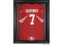 San Francisco 49ers Football Jersey Display Case