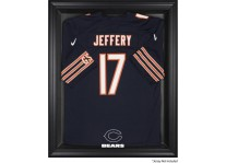 Chicago Bears Jersey Display Case