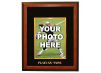 Ready-Made 8x10 Football Frame W/ Engraved Players Name