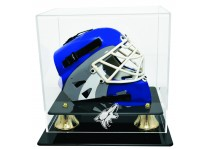 Arizona Coyotes Goalie Mini Hockey Helmet Display - ...