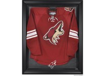 Arizona Coyotes Jersey Display Case