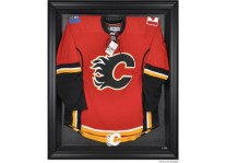 Calgary Flames Jersey Display Case